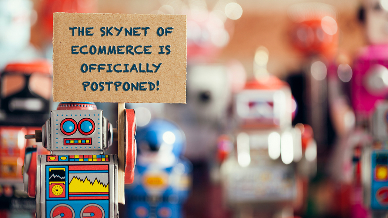 AI the skynet of ecommerce